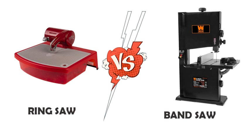 Ring Saw vs Band Saw
